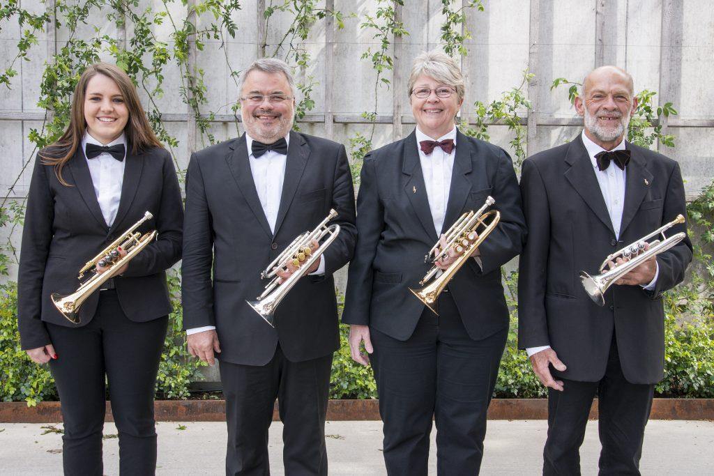 United Brass Schaffhausen Cornet2