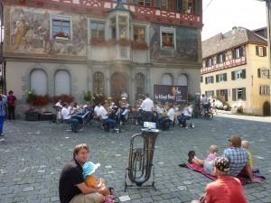 Platzkonzert Stein am Rhein